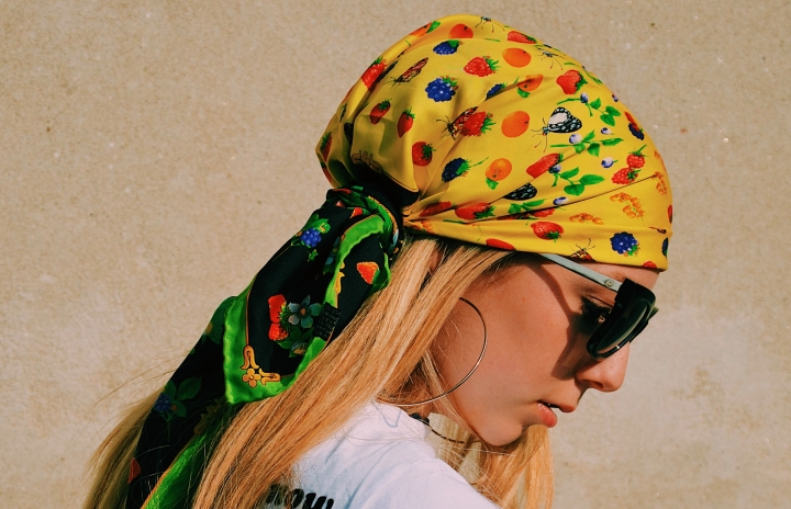 Hair Accessories 70'S